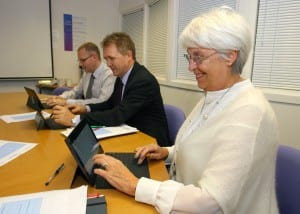 Tablets - Keith Millar, Tony Ruddy, Debbie Donnelly